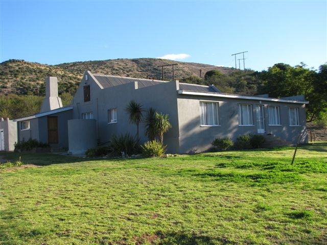 Baviaanskloof Accommodation Joachimskraal